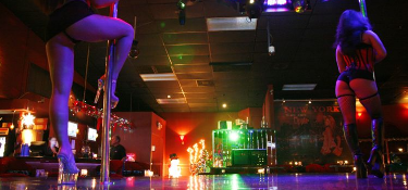 Strippers en striptease
